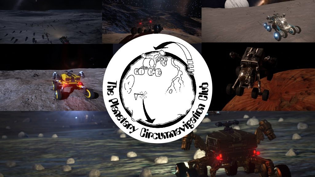 The Planetary Circumnavigation Club Welcomes Two New Members