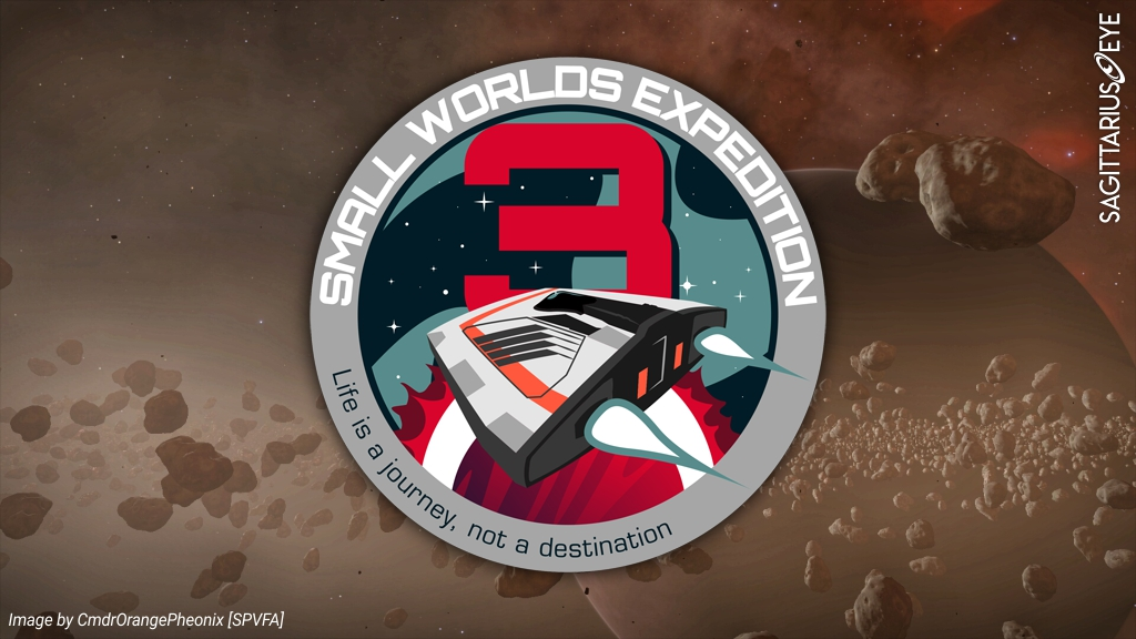 Small Worlds Expedition Three Announced