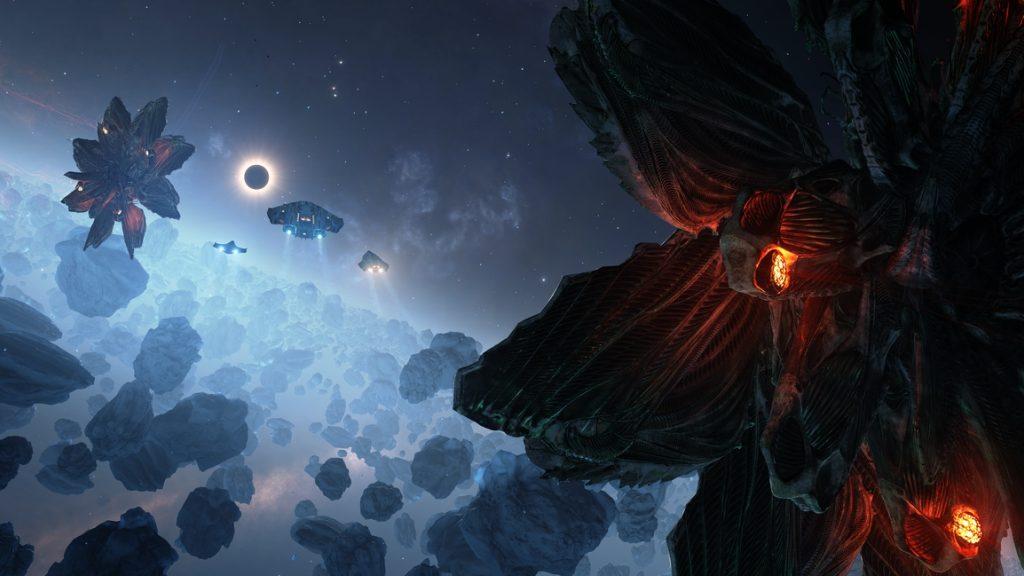 Canonn's 'Hrafnagud's Eye' Project: Thargoids on the Attack!