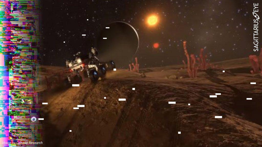Canonn Seeks Alien Tubeworms on Mysterious Planet