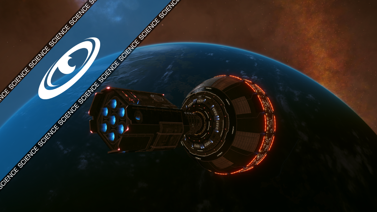 Explorer's Anchorage – The gem of Distant Worlds 2