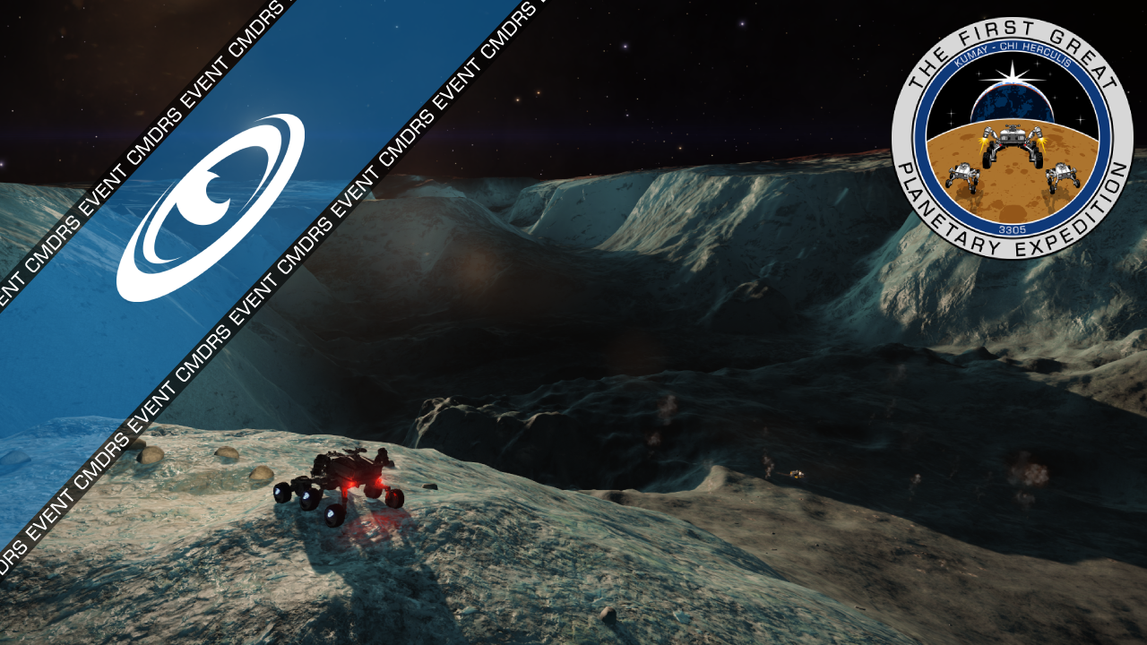 Planetary Expedition date announced