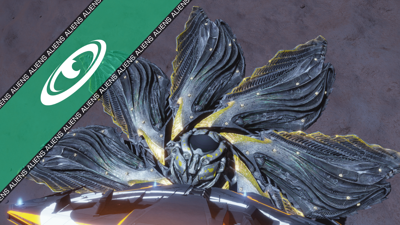 New Thargoid Variant Discovered