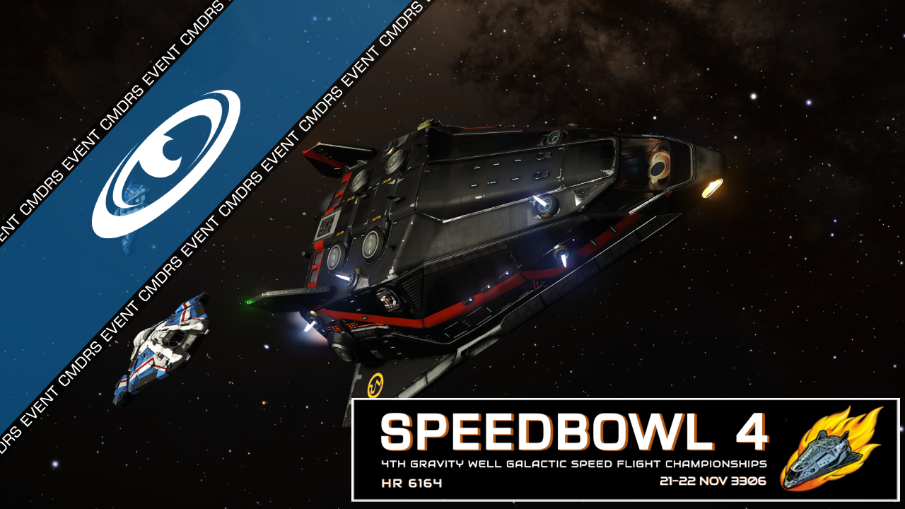 Speedbowl IV – New Grounds