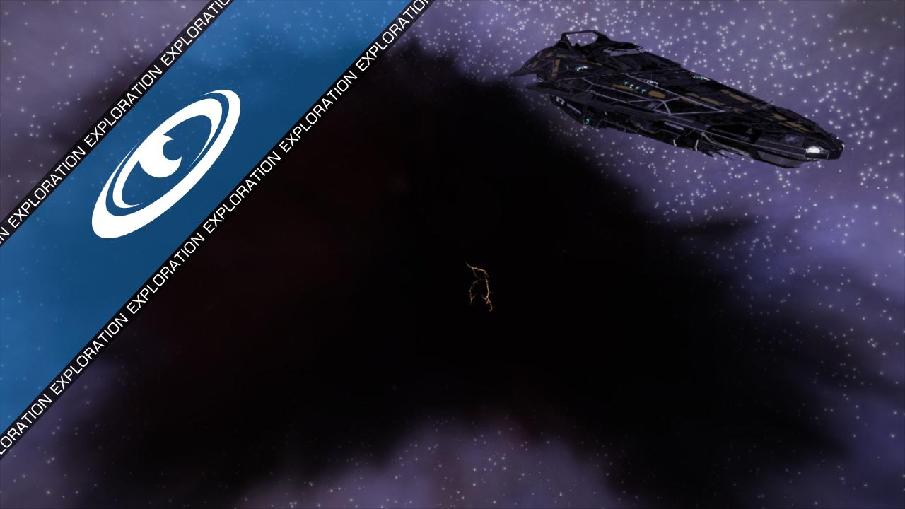 Scary things in space – Dark Lagrange Cloud