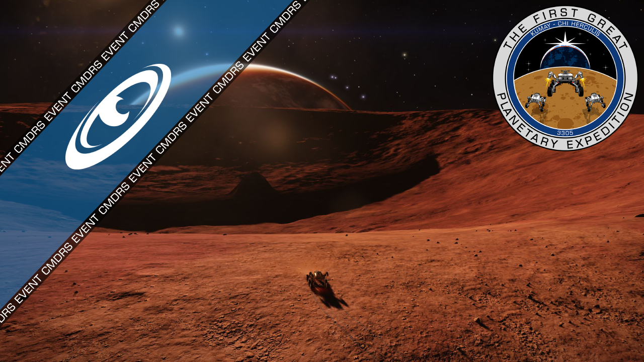 Planetary expedition gets off to a fantastic start